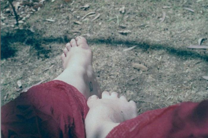 No shoe